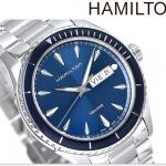 นาฬิกาผู้ชาย Hamilton รุ่น H37551141, Jazzmaster Seaview Quartz