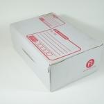 กล่องไปรษณีย์ขาวไดคัท ค จำนวน 1 ใบ