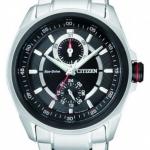 นาฬิกาข้อมือผู้ชาย Citizen Eco-Drive รุ่น BU3004-54E, Multi Dial 100m Sports Watch