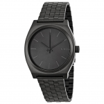 นาฬิกาผู้ชาย Nixon รุ่น A045001, Black Dial Quartz Watch Stainless Steel Strap