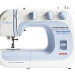 จักรเย็บผ้าจาโนเม่ รุ่นOMJ302XQ (Janome Queen) -ระบบแมคคานิคกระสวยตั้ง