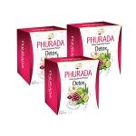สูตร ดีท็อกซ์ ภูรดา ชนิดเข้มข้น (Detox Phurada) 3 กล่อง