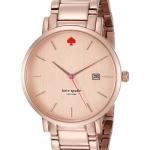 นาฬิกาผู้หญิง Kate Spade รุ่น 1YRU0641, New York Gramercy Grand Rose Gold