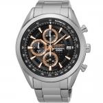 นาฬิกาผู้ชาย Seiko รุ่น SSB199P1, Chronograph Tachymeter