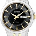นาฬิกาผู้ชาย Citizen รุ่น BF2018-52H, Quartz Stainless Steel Men's Watch