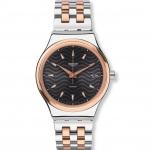 นาฬิกา ชาย-หญิง Swatch รุ่น YIS405G, Irony Sistem Tux Automatic Unisex Watch