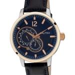 นาฬิกาผู้ชาย Nautica รุ่น NAI16501G, Sports Chronograph Navy Dial