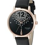 นาฬิกาผู้หญิง Kate Spade รุ่น KSW1014, New York Champagne At Midnight Metro Crystals