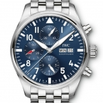 นาฬิกาผู้ชาย IWC รุ่น IW377717, Pilot's Le Petit Prince Chronograph Automatic