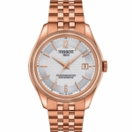 นาฬิกาผู้ชาย Tissot รุ่น T1084083303700, T-Classic Ballade Powermatic 80 COSC Men's Watch