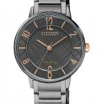 นาฬิกาผู้หญิง Citizen Eco-Drive รุ่น EM0528-82H