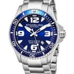 นาฬิกาผู้ชาย Stuhrling Original รุ่น 842.01, Original Regatta 200M Quartz Men's Watch