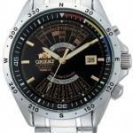 นาฬิกาข้อมือผู้ชาย Orient รุ่น SEU03002BW, Multi-Year Perpetual Calendar Japan Automatic 100m