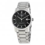 นาฬิกาผู้ชาย Tissot รุ่น T0874074405700, T-Classic Powermatic 80 Automatic Titanium Men's Watch