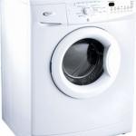 เครื่องซักผ้าฝาหน้า 8 KG Whilepool AWO45638