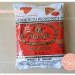 ชาตรามือ ชาไทย ฉลากแดง ชาผงปรุงสำเร็จ ถุงแดง 400กรัม