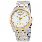 นาฬิกาผู้ชาย Tissot รุ่น T0354072201101, Couturier Powermatic 80