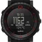 นาฬิกา ผู้ชาย - ผู้หญิง Suunto รุ่น SS023158000, Core Black Red