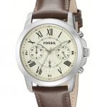 นาฬิกาผู้ชาย Fossil รุ่น FS4839, Grant Chronograph