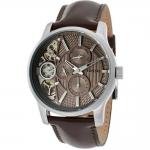 นาฬิกาผู้ชาย Fossil รุ่น ME1098, Multifunction Twist Taupe Cut Away