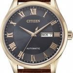 นาฬิกาผู้ชาย Citizen รุ่น NH8363-14H, Luxury Mechanical Automatic Elegant