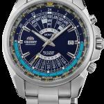 นาฬิกาผู้ชาย Orient รุ่น EU0B002D, Automatic Multi Year Calendar World Time