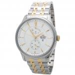 นาฬิกาผู้ชาย Orient รุ่น FM02001W, Classic Automatic Power Reserve Men's Watch