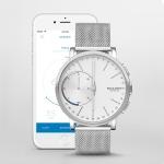 นาฬิกาผู้ชาย Skagen รุ่น SKT1100, Hagen Connected Hybrid Smartwatch Steel Mesh Men's Watch
