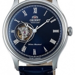 นาฬิกาผู้ชาย Orient รุ่น SAG00004D0, Envoy Open Heart Japan Automatic