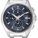 นาฬิกาผู้ชาย Citizen Eco-Drive รุ่น AT8130-56L, Global Radio Controlled Super Titanium