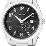 นาฬิกาข้อมือผู้ชาย Citizen Automatic รุ่น NJ0040-54E, Sapphire Japan 100m Elegant Watch