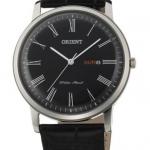 นาฬิกาผู้ชาย Orient รุ่น FUG1R008B, CLASSIC DESIGN Quartz Leather Strap Men's Watch