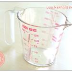 ถ้วยตวง ของเหลว พลาสติก 250ml