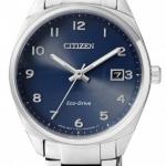 นาฬิกา ผู้หญิง-ชาย Citizen Eco-Drive รุ่น EO1170-51L, Blue Dial Unisex Watch
