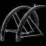 Bluemels / Black บังโคลนจักรยาน 20, 26, 28นิ้ว 700c