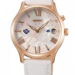 นาฬิกาผู้หญิง Orient รุ่น SDM01004WL, Happy Stream Fashionable Automatic Fairy Japan