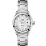 นาฬิกาผู้หญิง Omega รุ่น 231.10.30.60.55.001, Seamaster Aqua Terra 150M Quartz