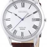 นาฬิกาผู้ชาย Seiko รุ่น SGEG97P1, Classic Quartz Men's Watch