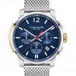นาฬิกาผู้ชาย Coach 14602022, Bleecker