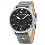 นาฬิกาผู้ชาย Stuhrling Original รุ่น 473.03, Aviator Quartz Chronograph