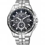 นาฬิกาผู้ชาย Citizen Eco-Drive รุ่น AT9096-57E, ATTESA RADIO CONTROLLED