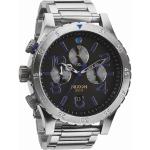 นาฬิกาผู้ชาย Nixon รุ่น A4861529, 48-20 Chrono Midnight GT Quartz Men's Watch