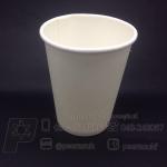 แก้วกาแฟร้อน 9 ออนซ์ A ขาว แพคละ 50 ใบ