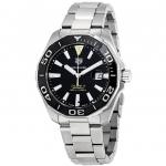 นาฬิกาผู้ชาย Tag Heuer รุ่น WAY201A.BA0927, Aquaracer Automatic 300M