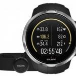 นาฬิกา ผู้ชาย - ผู้หญิง Suunto รุ่น SS022648000, Spartan Sport Black Multisport GPS Watch