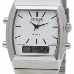 นาฬิกาข้อมือ ชาย & หญิง Citizen รุ่น JM0540-51A, Ana-Digi Chronograph Alarm Watch