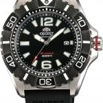 นาฬิกาผู้ชาย Orient รุ่น SDV01003B, M-Force Automatic Titanium 200m
