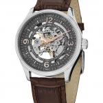 นาฬิกาผู้ชาย Stuhrling Original รุ่น 730.02, Denmark Automatic Skeleton