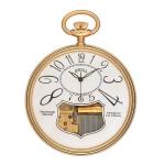 นาฬิกาพก Boegli รุ่น M132, Mechanical Swiss Made Musical Pocket Watches