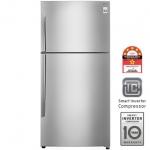 ตู้เย็น 2 ประตู LG ขนาด 10.6 คิว ระบบอินเวอร์เตอร์